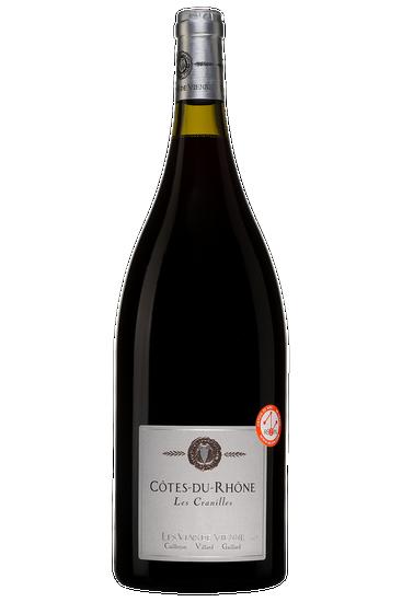 Les Vins de Vienne Côtes du Rhône Les Cranilles