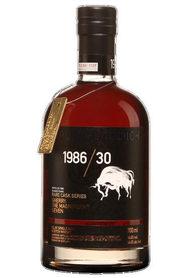 Bruichladdich Rare Cask 1986