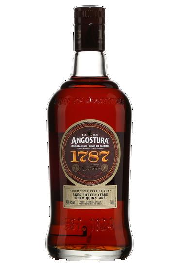 Angostura 1787 15 ans d'âge