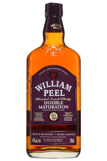 William Peel Double Maturation