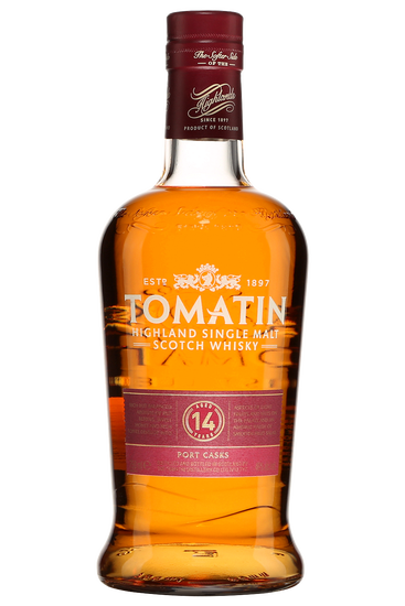Tomatin 14 ans Single Malt