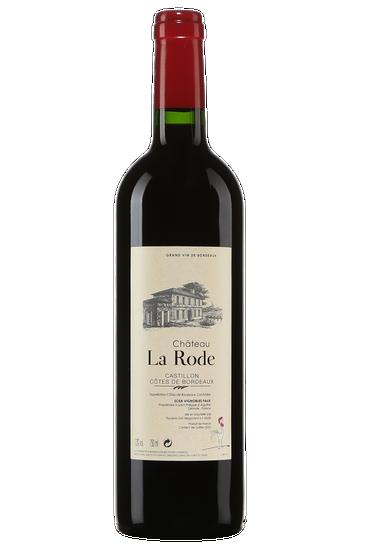Château La Rode Castillon Côtes de Bordeaux