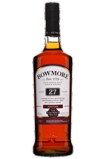 Bowmore Vintner's Trilogy 27 ans