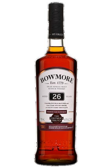 Bowmore 26 ans Vintner's Trilogy