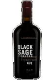 Black Sage Pipe Image