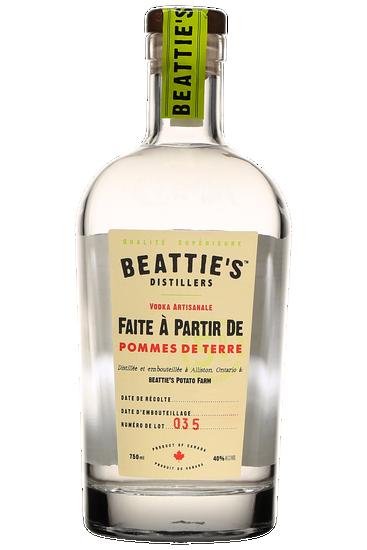Beattie's Distillers  Farm Crafted Potato Vodka