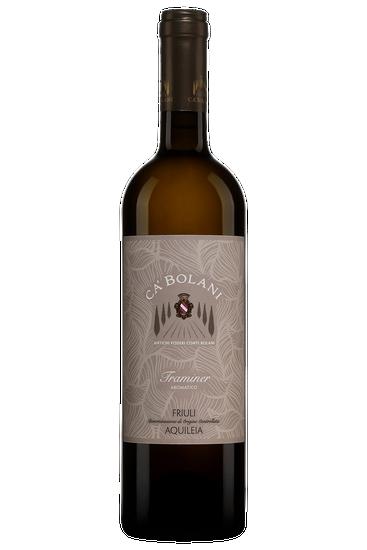 Tenuta Ca'Bolani Traminer Friuli Aquile