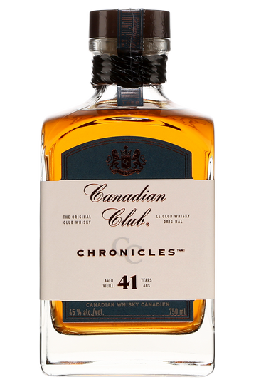 Canadian Club 41 ans Chronicles Édition No.1