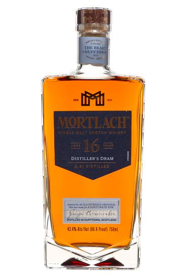Mortlach 16 Ans Single Malt Scotch Whisky