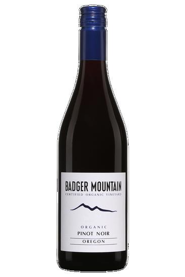 Badger Mountain Organic Pinot Noir Oregon