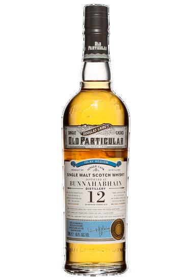 Old Particular Bunnahabhain Single Malt Scotch Whisky 12 ans