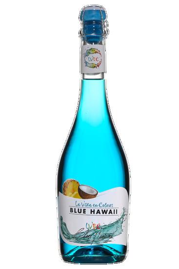 La Vida en Colores Blue Hawaii