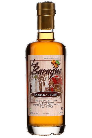 La Baraque Whisky et Érable