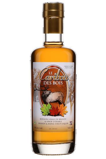 Le Caribou des Bois Brandy et Érable