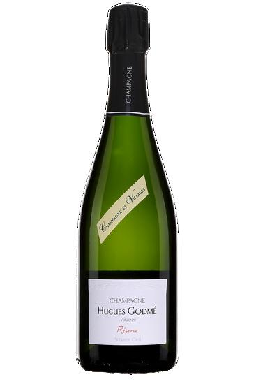 Champagne Hugues Godmé Brut Réserve Premier Cru