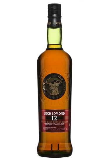 Loch Lomond Single Malt Whisky 12 ans