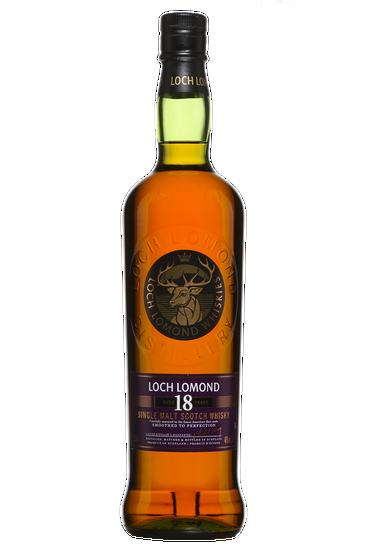 Loch Lomond Single Malt Whisky 18 ans