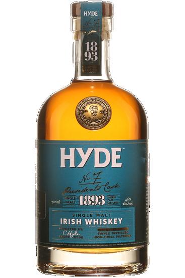 Hyde 6 Years Old Sherry Matured N.7 Irish Single Malt Whiskey