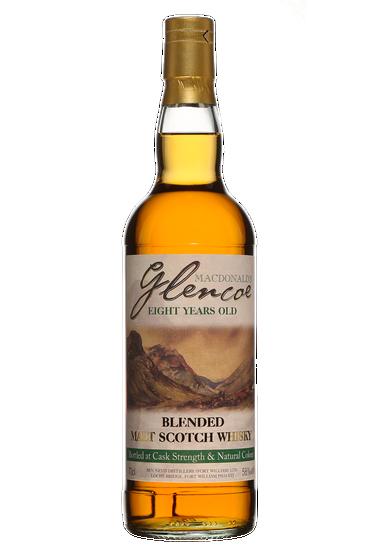 Ben Nevis MacDonald's Glencoe 8 Yo