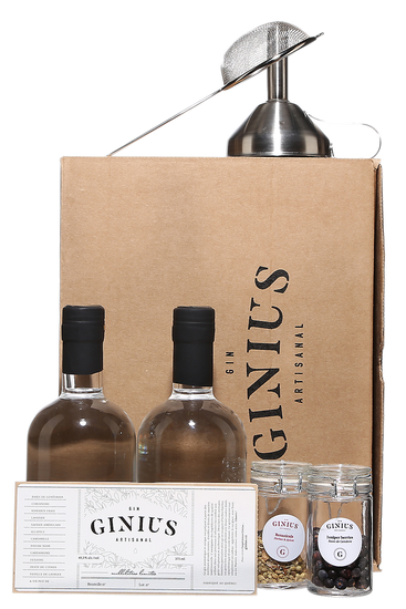 Ginius Gin kit Gift Pack