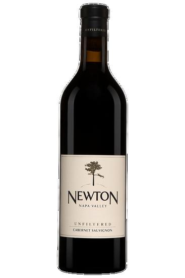 Newton Vineyard Unfiltered Cabernet Sauvignon Napa Valley