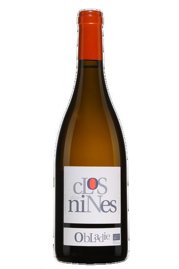 Clos des Nines Côteaux Du Languedoc Obladie