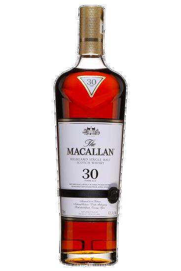 The Macallan 30 ans Sherry Oak