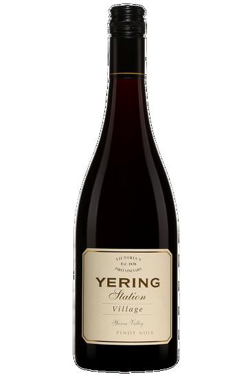 Yering Station Village Pinot Noir Yarra Valley