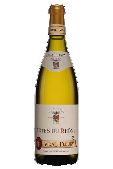 Vidal Fleury Côtes du Rhône Blanc