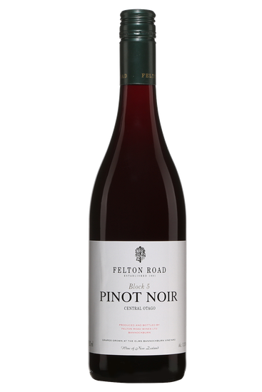Felton Road Pinot Noir Block 5