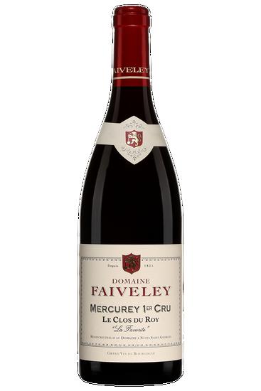 Domaine Faiveley Mercurey 1er Cru Le Clos du Roy La Favorite