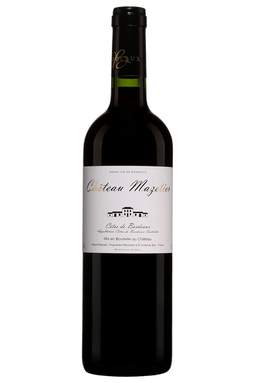 Château Mazetier Côtes de Bordeaux