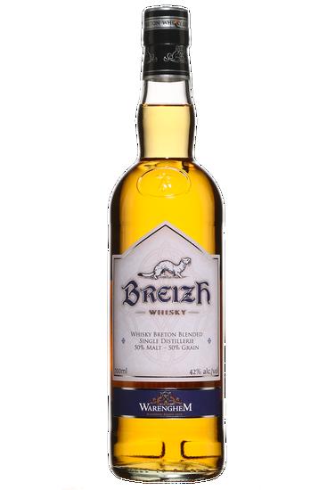 Armorik Breizh Whisky Breton Blended
