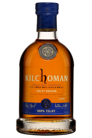 Kilchoman 100% Islay 8th Edition Scotch Single Malt