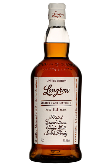 Springbank Sherry Cask Matured 14 ans Campeltown Single Malt