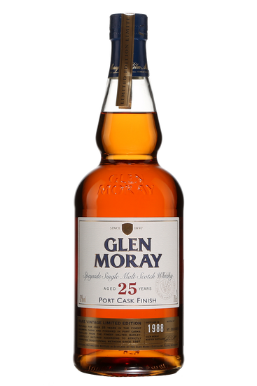 Glen Moray Single Malt 25 ans