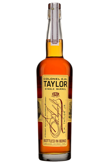 Colonel E.H. Taylor Single Barrel Kentucky Bourbon Whisky