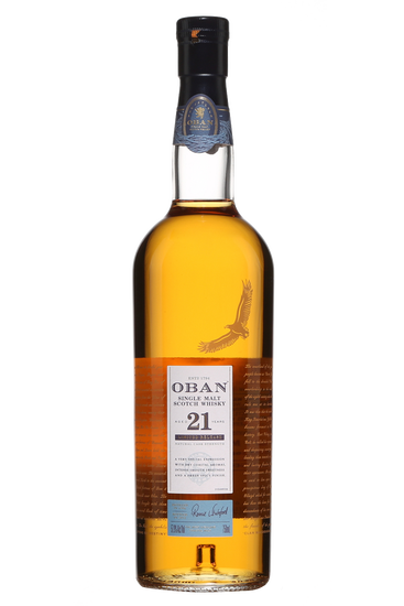 Oban 21 Year Old Single Malt Scotch Whisky