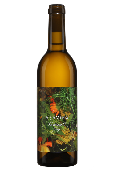 Channing Daughters VerVino Vermouth Variation One