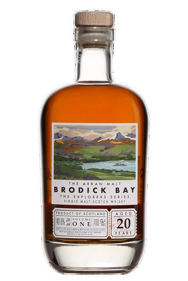 Isle of Arran 20 Ans Highlands Brodick Bay The Explorers Series Single Malt Scotch Whisky