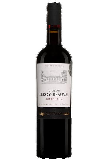 Chateau Leroy Beauval Seigneur de Beauval