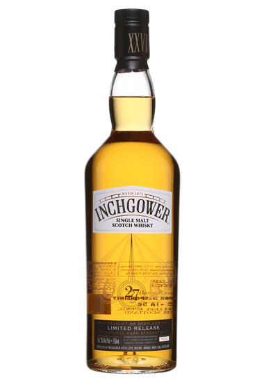 Inchgower 27 Year Old Single Malt Scotch Whisky