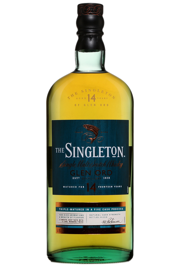 The Singleton Glen Ord 14 Years Old