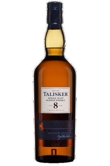 Talisker 8 Ans Single Malt Scotch Whisky