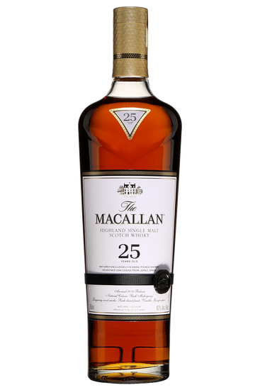 The Macallan 25 years old Sherry Oak