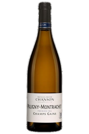Chanson Puligny-Montrachet Premier Cru Champs Gains