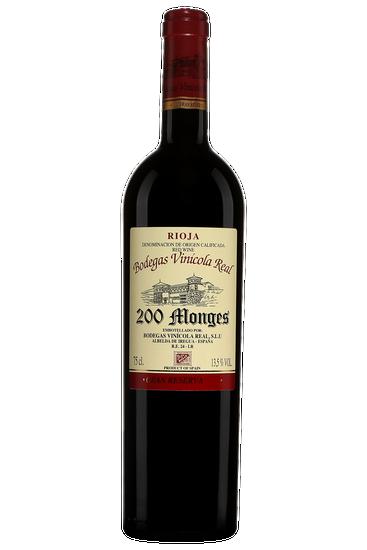 Bodegas Vinicola Real 200 Monges Gran Reserva