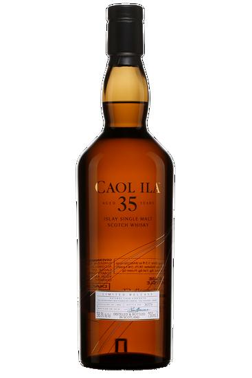 Caol Ila 35 Year Old Single Malt Scotch Whisky