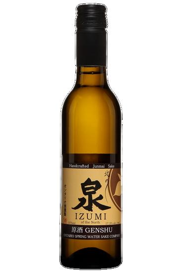 Izumi Genshu Junmai Sake