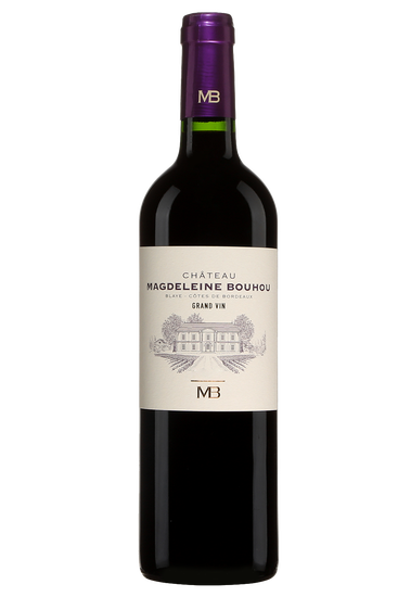 Château Magdeleine Bouhou Blaye Côtes de Bordeaux